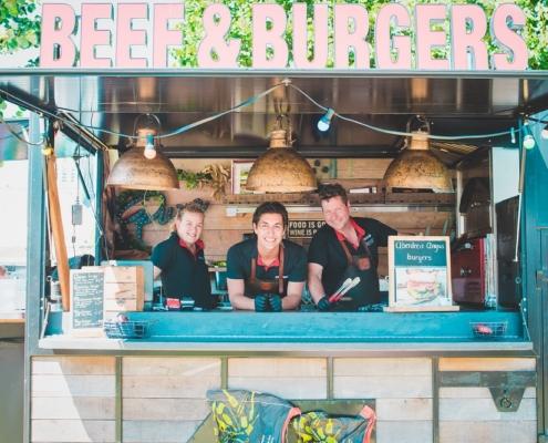BEEF EN BURGERS Toost Foodtruck Festival