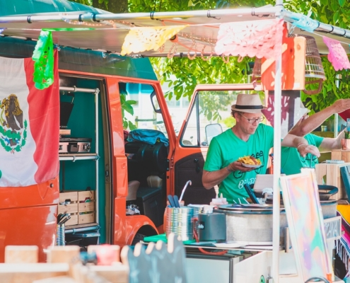 BIKBIKE Toost Foodtruck Festival